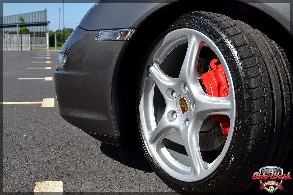 [AutoWash44] Mes rénovations extérieure / 991 Carrera S ACNAqd