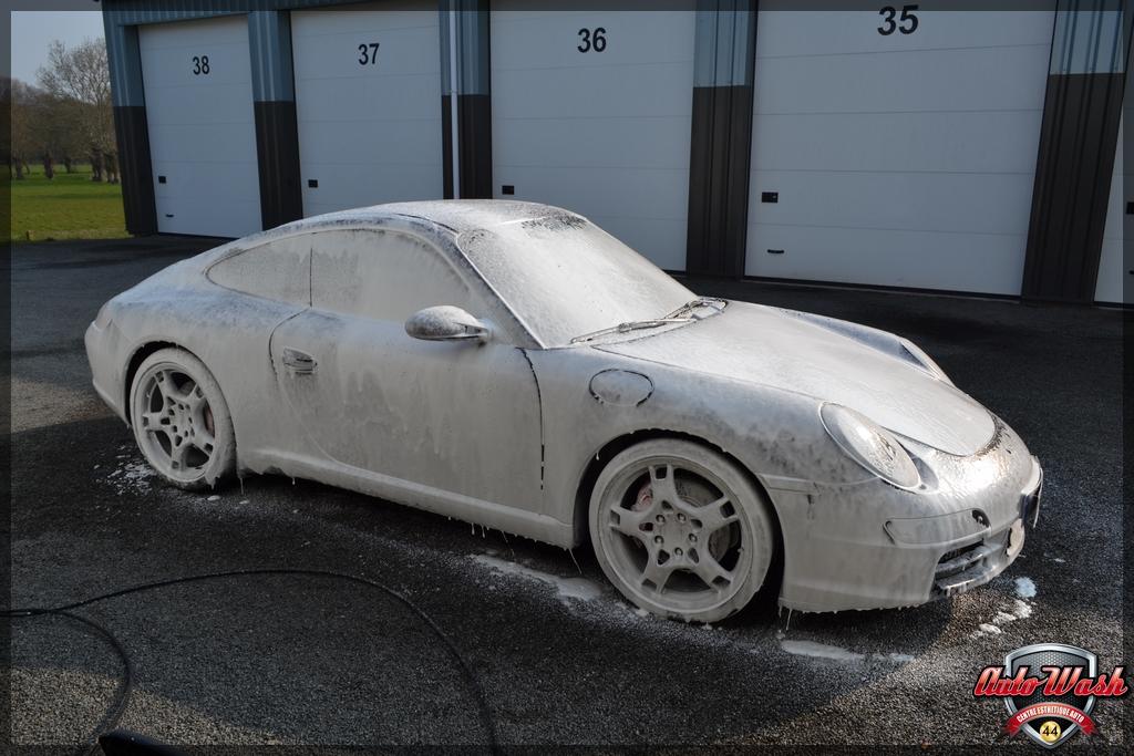 [AutoWash44] Mes rénovations extérieure / 991 Carrera S MKF6CR