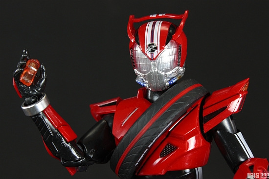[Review] S.H. Figuarts Kamen Rider Drive type SPEED 6sDWRT