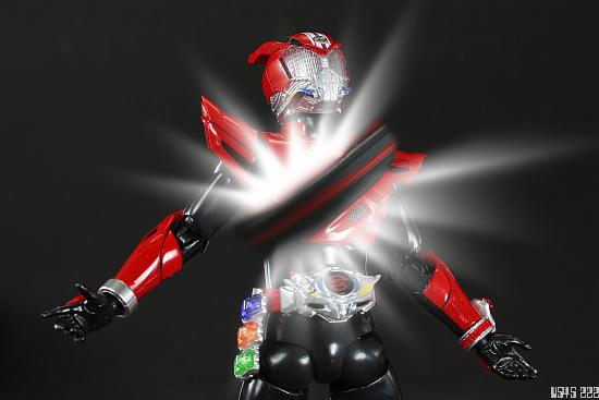 [Review] S.H. Figuarts Kamen Rider Drive type SPEED CEMgLJ