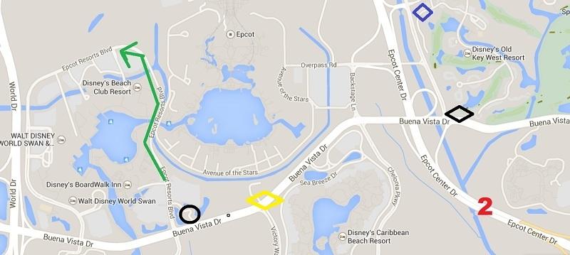 [Guide] Se déplacer en voiture à Orlando DJ0bEt