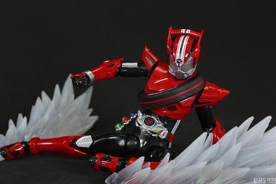 [Review] S.H. Figuarts Kamen Rider Drive type SPEED PEqoDU