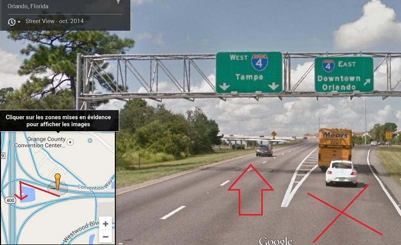 [Guide] Se déplacer en voiture à Orlando HVCl93