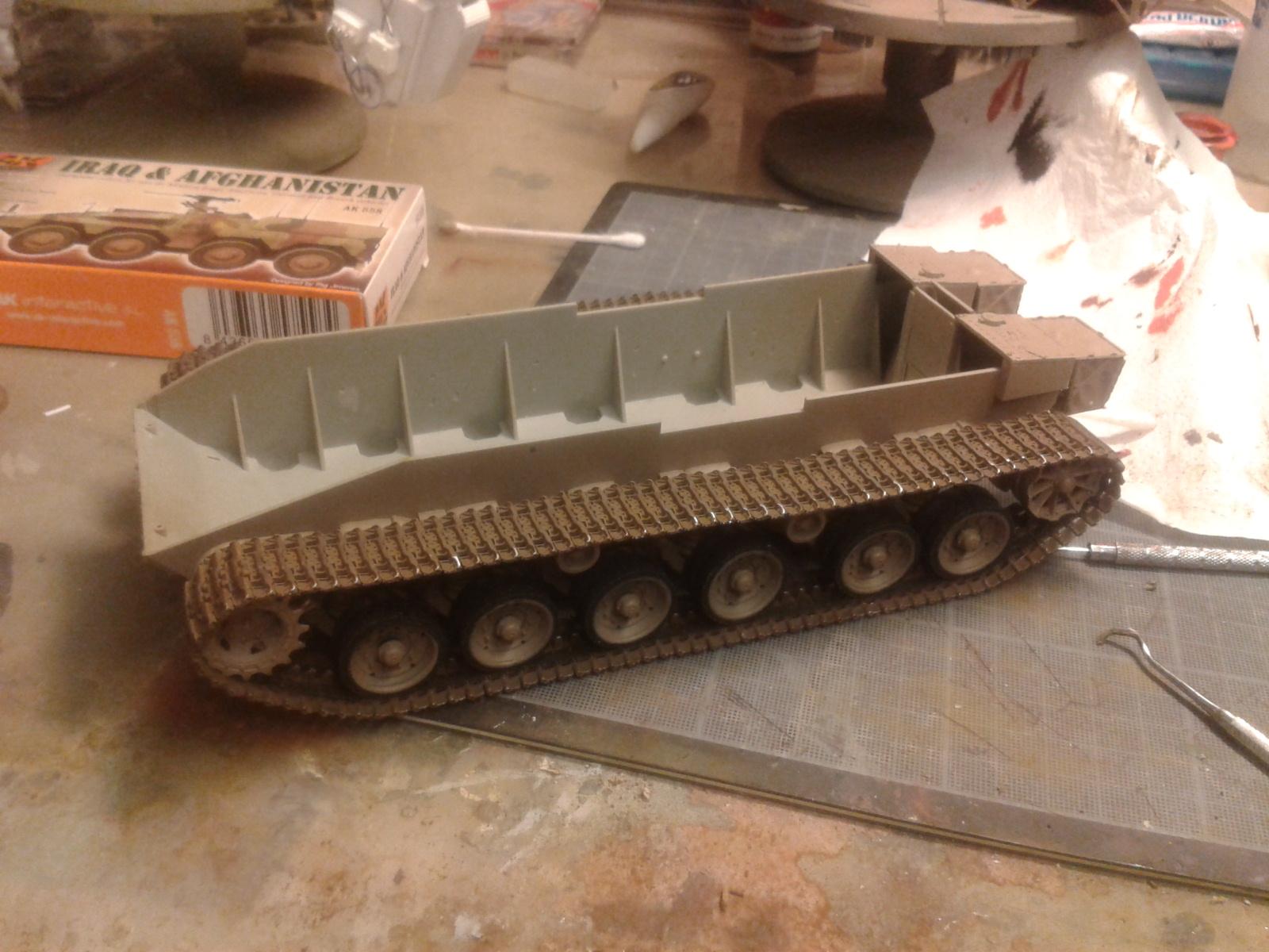 Merkava Mk.3 BAZ w/Nochri Dallet Mine Roller System Meng 1/35....Terminé !!!!! P9oi