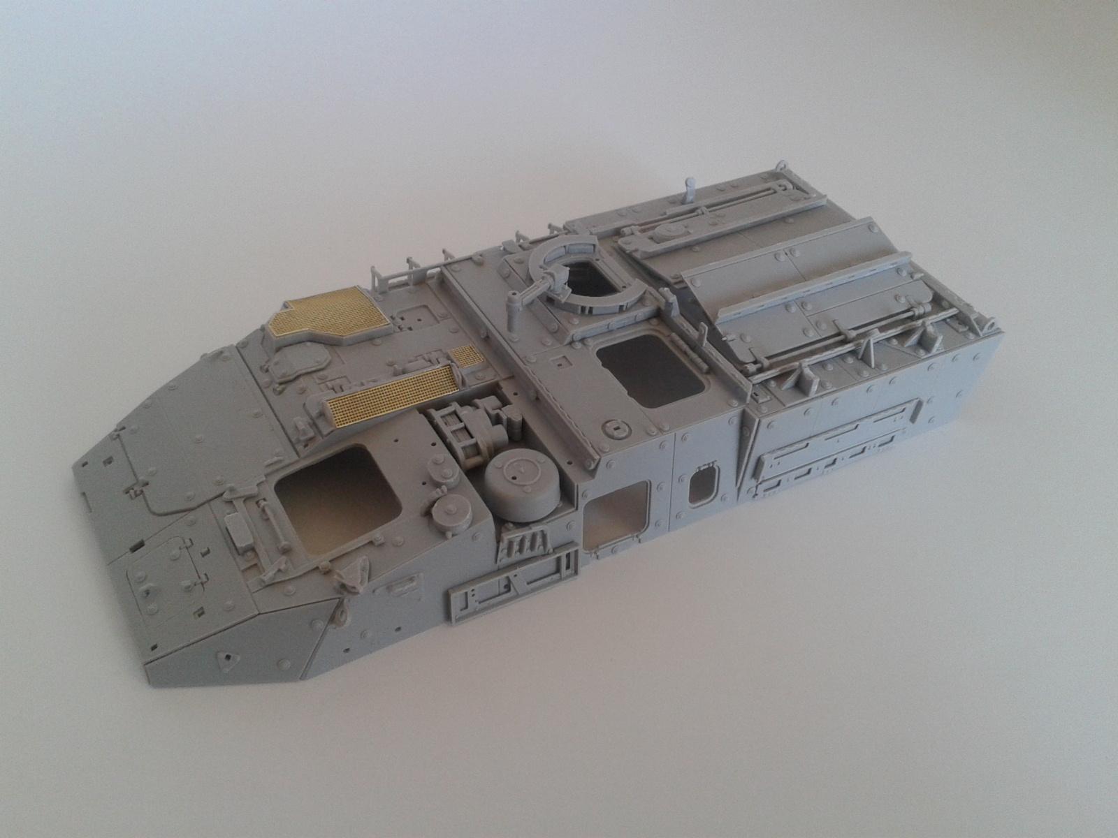 Stryker M1129 Mortar Carrier MC-B ...Montage terminé !!!! 20130520164934