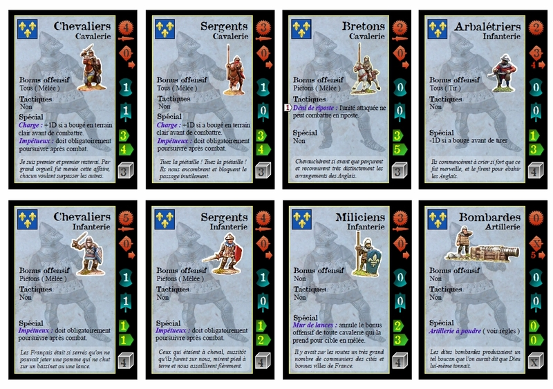 [Reprise] Command & Colors Battlelust Blarmes