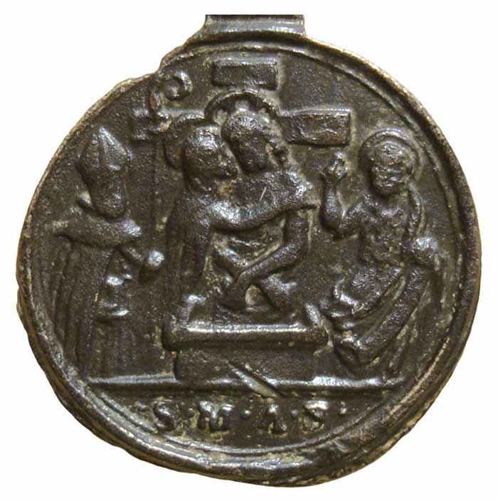 San Carlos Borromeo / Cristo de piedad  - MR(075) Pieta1