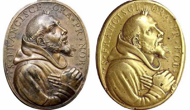 Asis - S. Pedro de Alcántara / S. Francisco de Asís - Alberto Hamerani (R.M. SXVII-O) Sfrancsxix