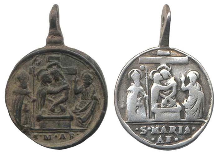 San Carlos Borromeo / Cristo de piedad  - MR(075) Pieta2