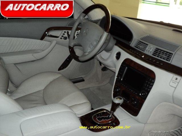 W220 S600 2002/2003 - R$ 159.000,00 Qqw9