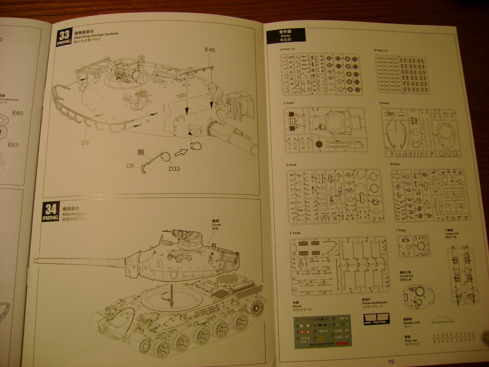 Review Kit AMX-30 B par Meng au 1/35.... Dsc03324u