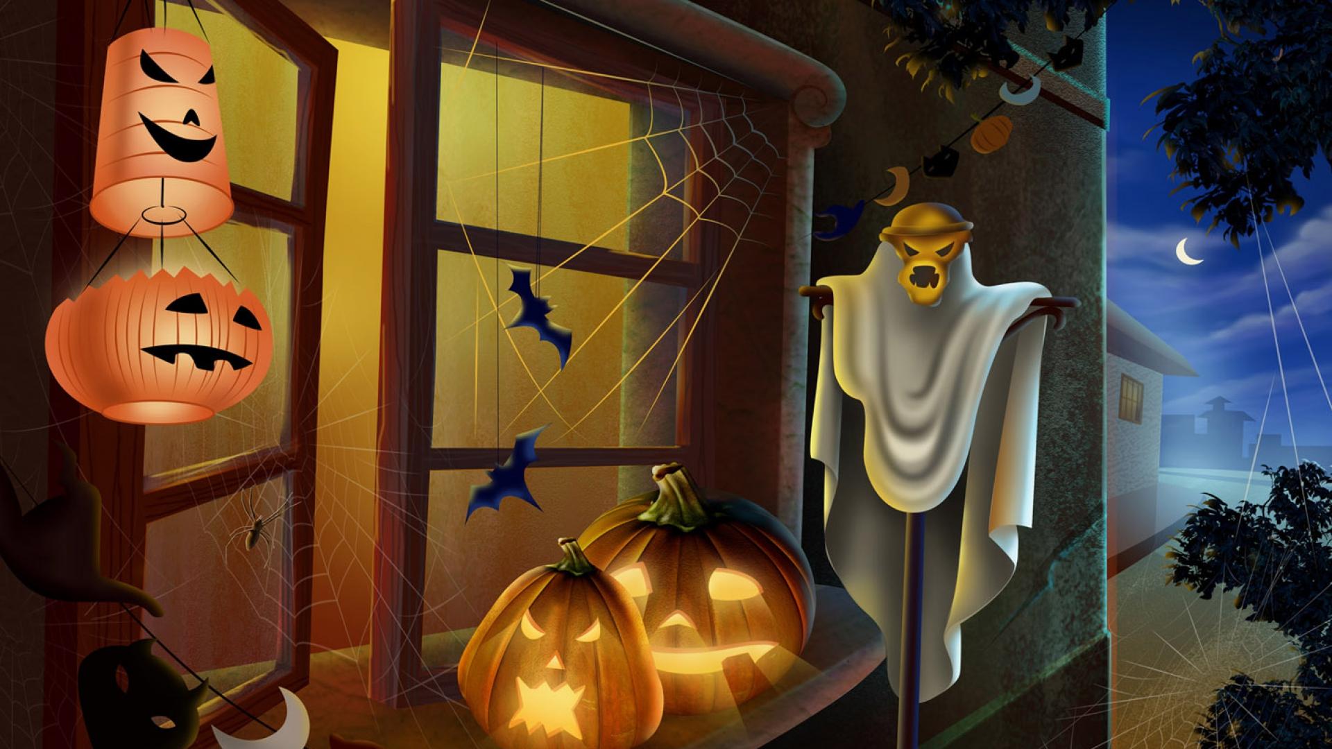 Hình nền Halloween 00322