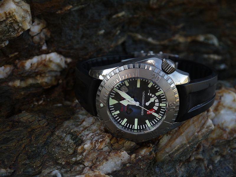 Essais de la Girard Perregaux Sea Hawk II Pro P1060828r
