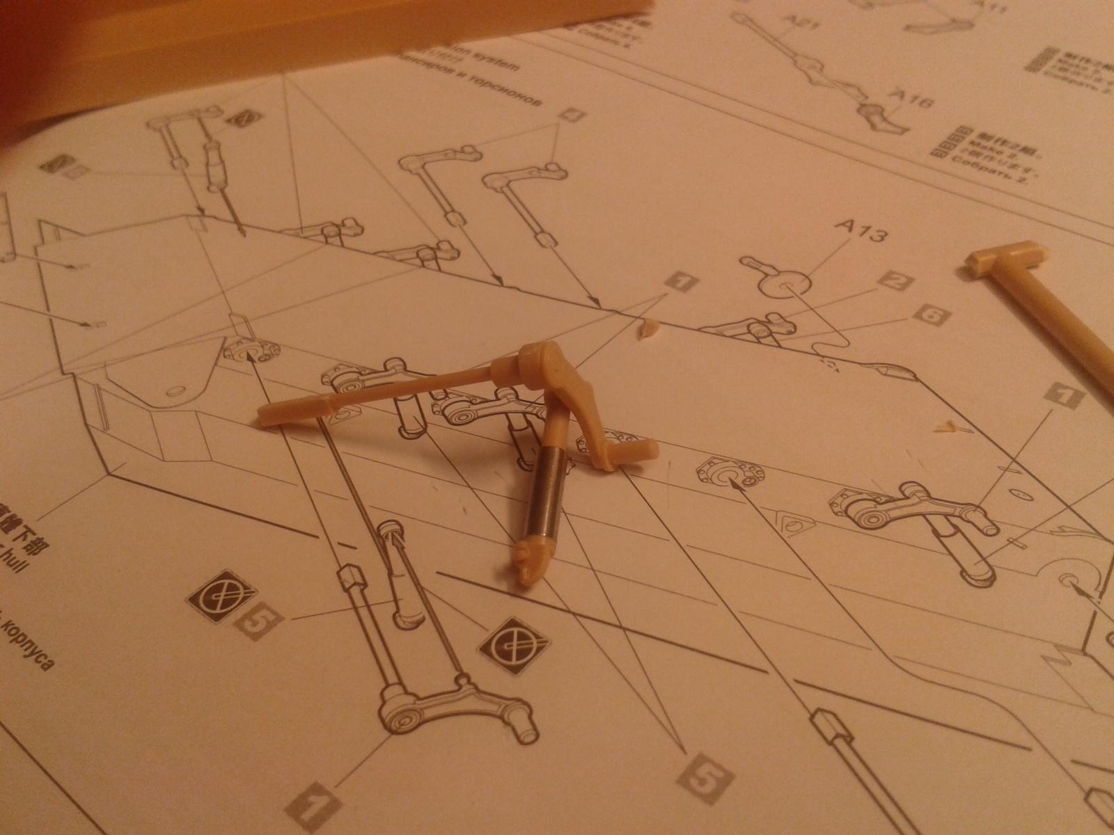 Bradleys M2A3 w/Busk III Meng 1/35 by T-Bird....Terminer !!!!! P2az