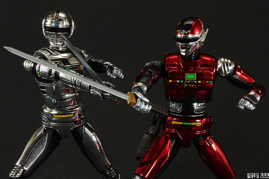 [Review] S.H. Figuarts Space Sheriff Sharivan Yhwldp