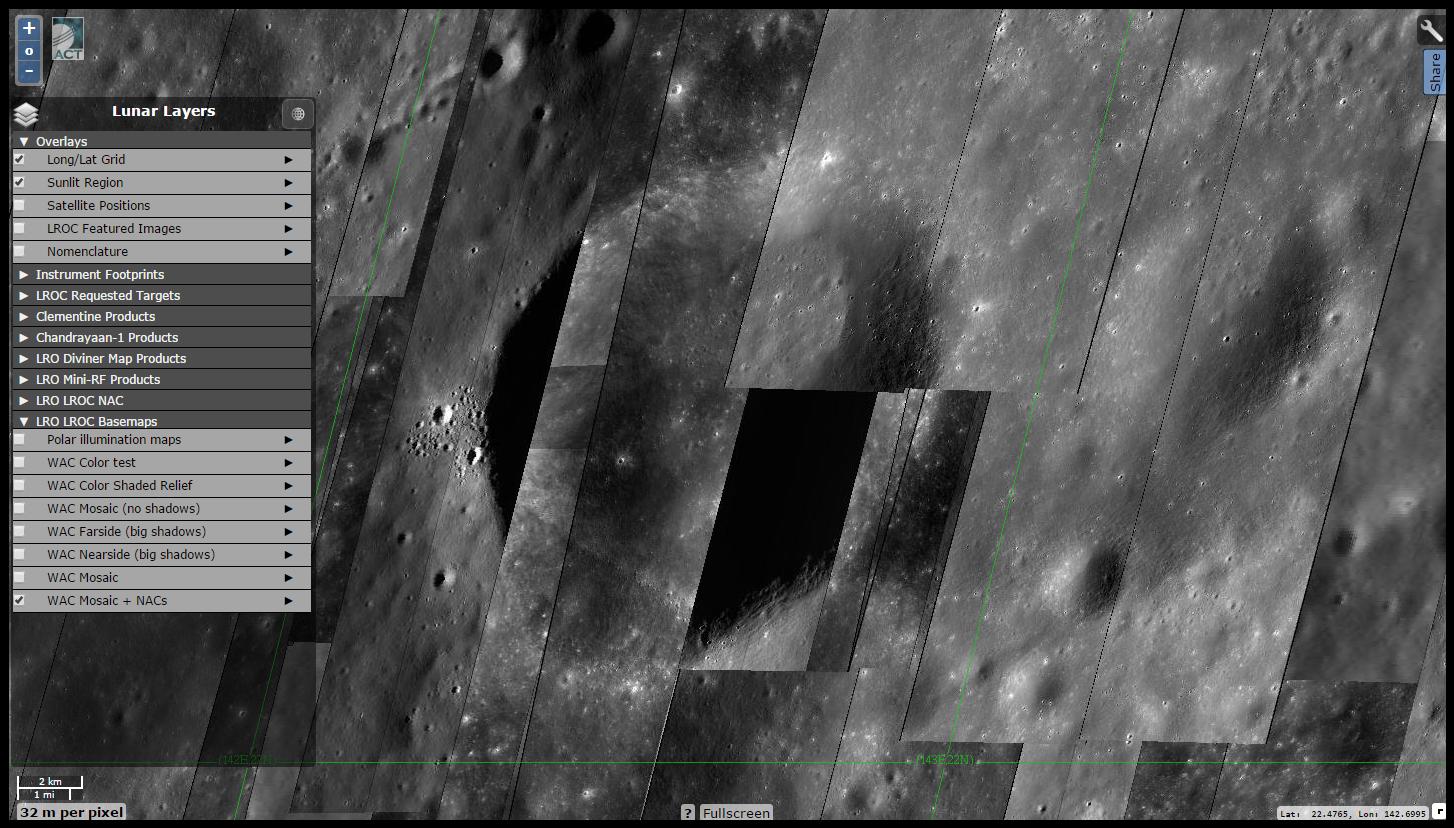 Des ovnis sur la Lune ? - Page 3 C3UASb