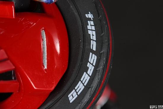 [Review] S.H. Figuarts Kamen Rider Drive type SPEED TA1EuS