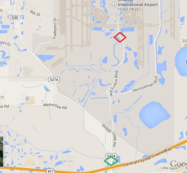 [Guide] Se déplacer en voiture à Orlando 3m3mGM