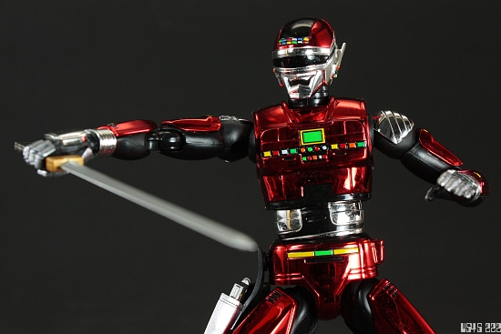 [Review] S.H. Figuarts Space Sheriff Sharivan YtumWI