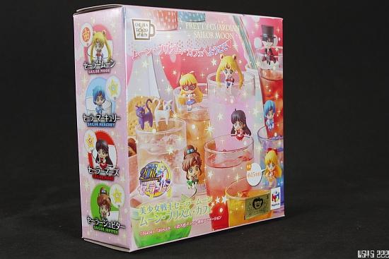 [Review] Ochatomo Series Pretty Guardian Sailor Moon Moon Prism Cafe ILvSum