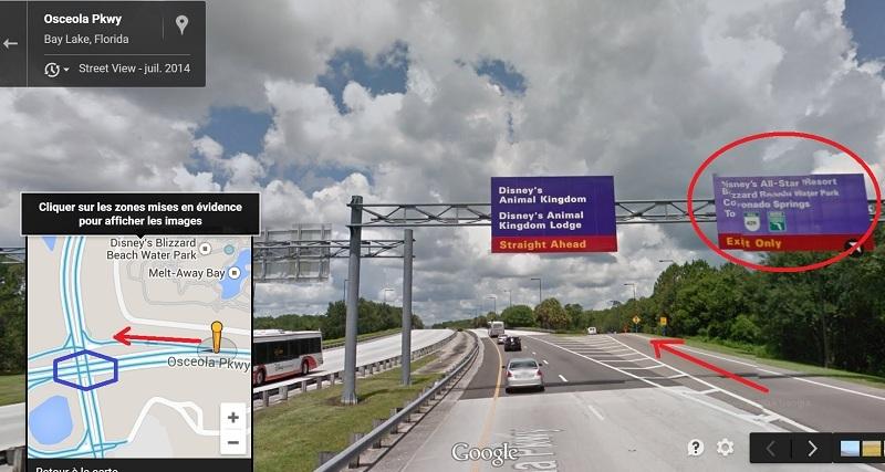 [Guide] Se déplacer en voiture à Orlando 301v8S