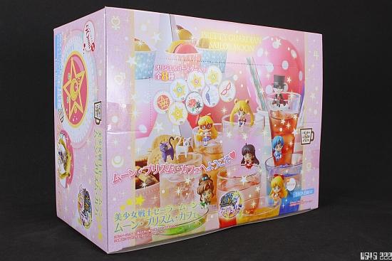 [Review] Ochatomo Series Pretty Guardian Sailor Moon Moon Prism Cafe 209RV3