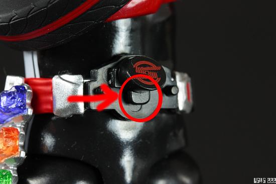[Review] S.H. Figuarts Kamen Rider Drive type SPEED TxTVM0