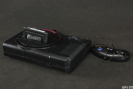 [Review] Mega Drive Megatron TJH8Ki