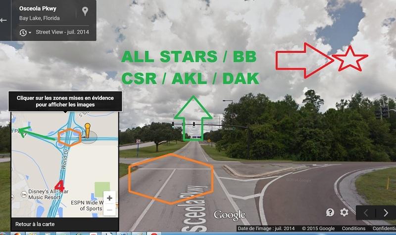 [Guide] Se déplacer en voiture à Orlando UauZav