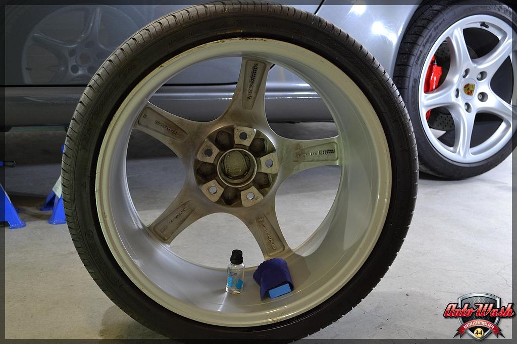 [AutoWash44] Mes rénovations extérieure / 991 Carrera S HZWAD4