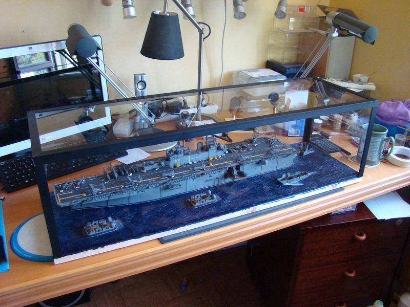 USS WASP LHD-1 au 1/350ème par nova73 - Page 8 Dsc09146c