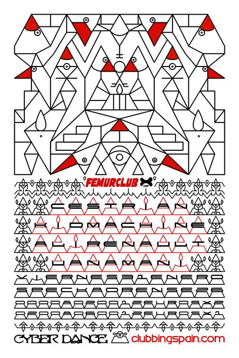 31.01.2014 FEMURCLUB PRESENTA SHOWCASE CYBERDANCE: CESTRIAN LIVE + KID MACHINE LIVE! 96ro