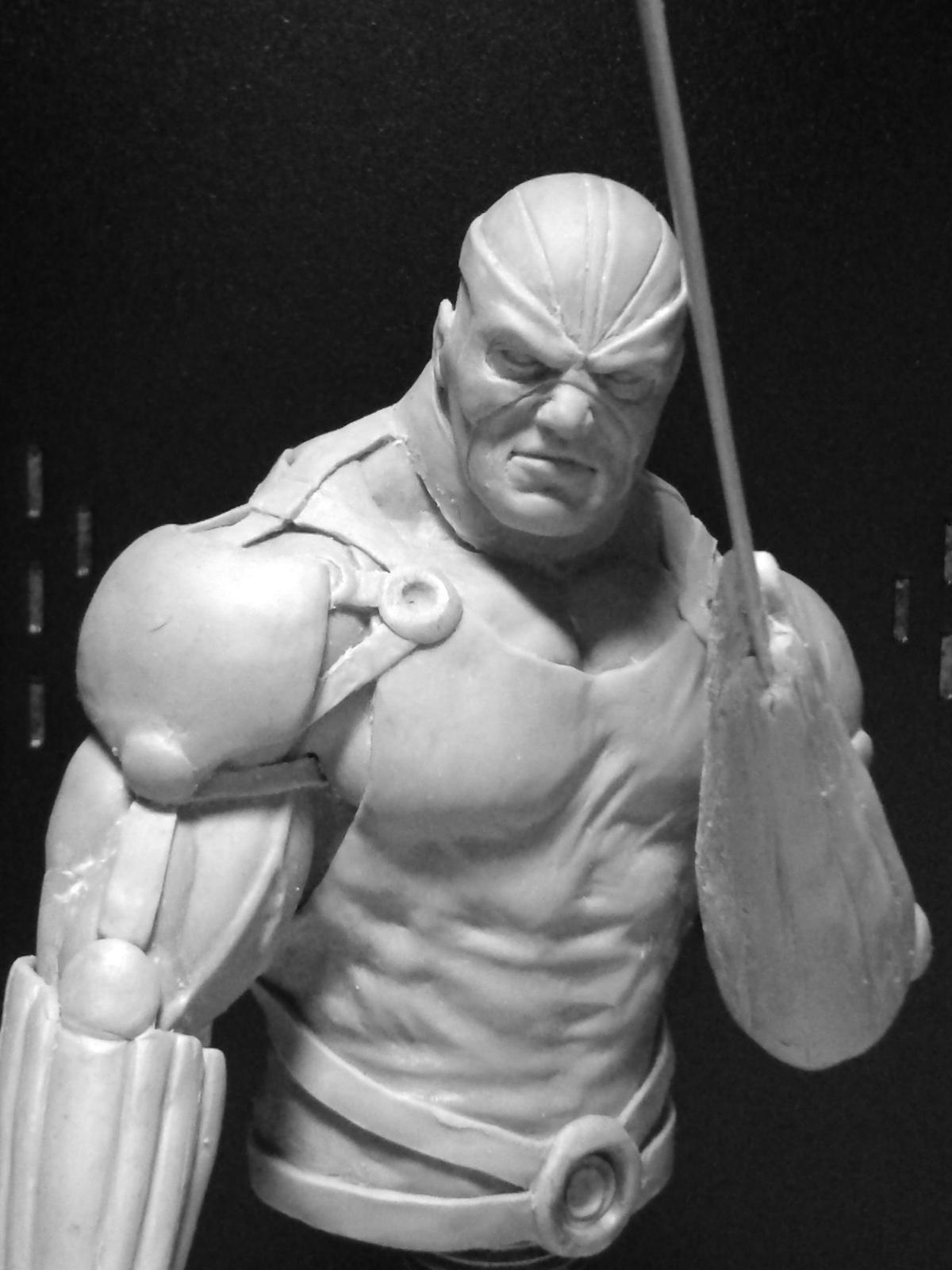 Razorfist (Marvel) Bpr1