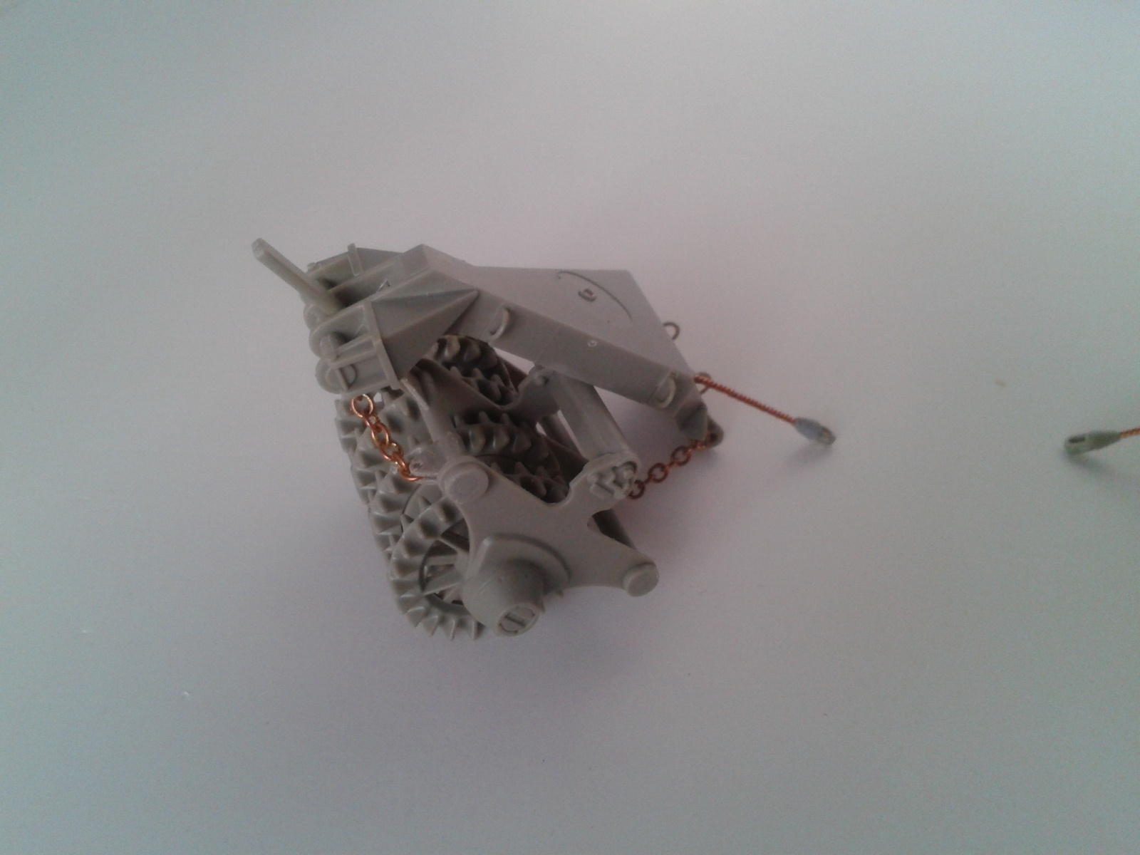 Merkava Mk.3 BAZ w/Nochri Dallet Mine Roller System Meng 1/35....Terminé !!!!! Dzsd