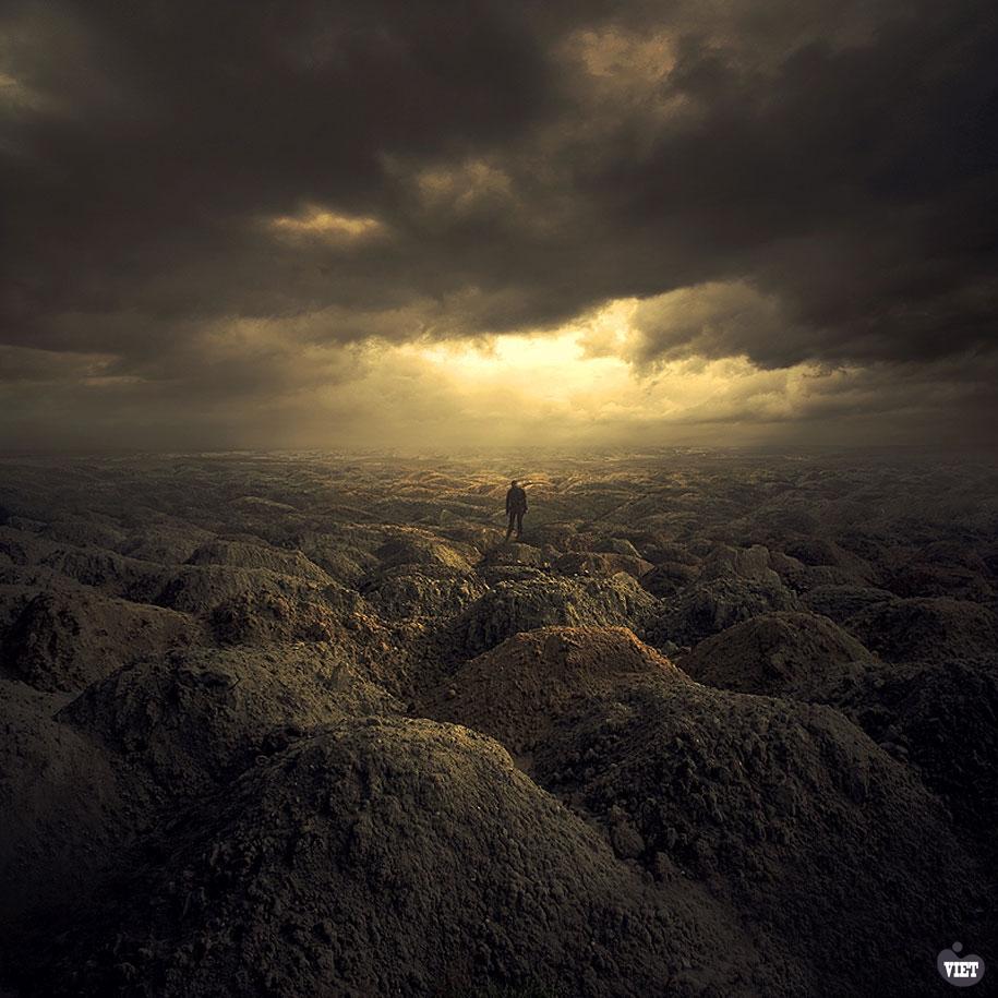 Bộ ảnh độc đáo của nhiếp ảnh gia Ba Lan Michal Karcz Na4t