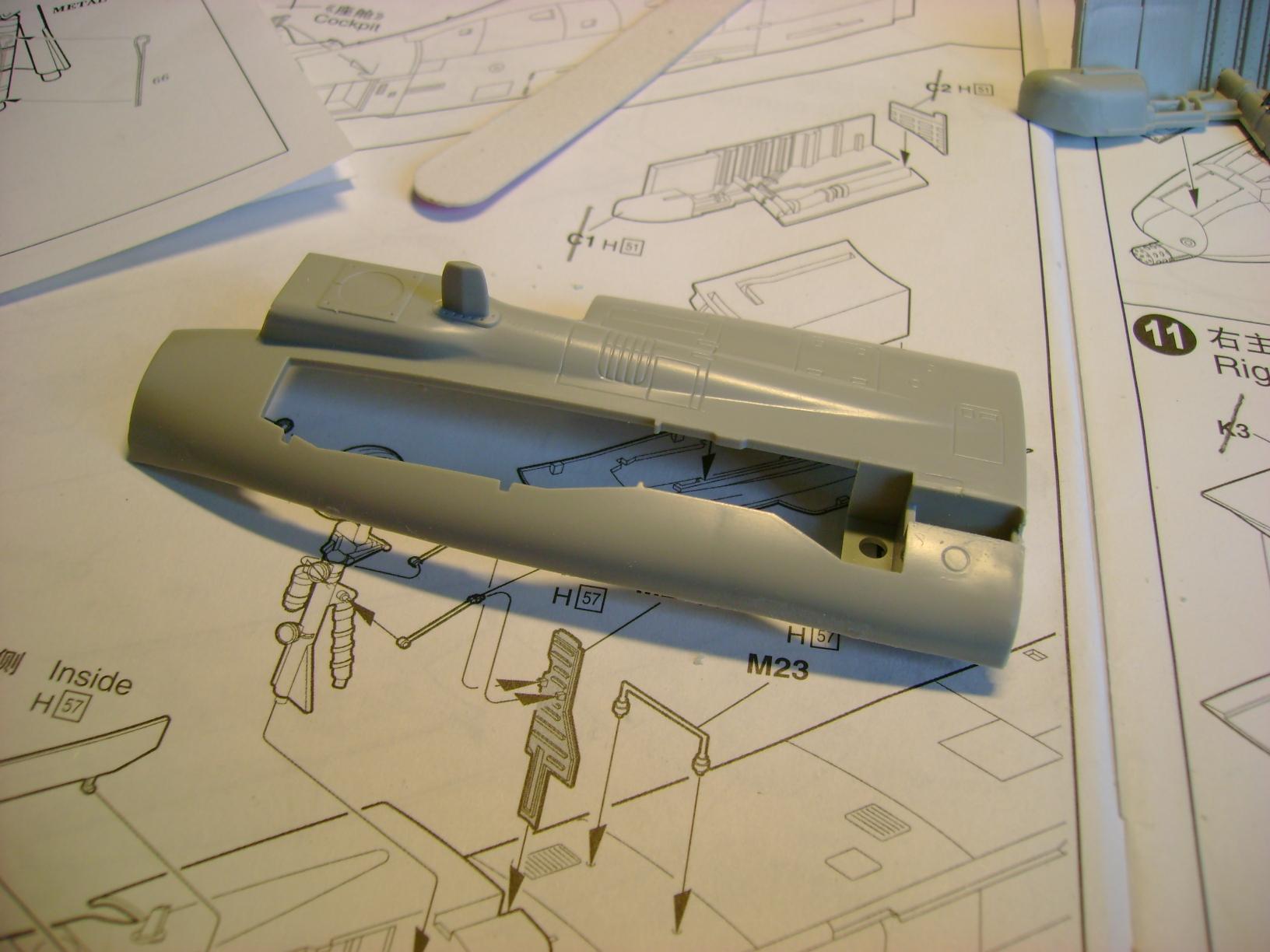 A-10 Thunderbolt II...1/32 Trumpeter + PE Edouard....( T-Bird) Up 02/12.... 88959586