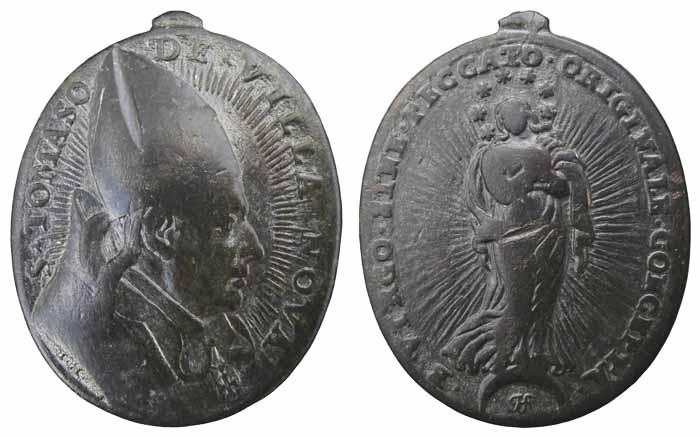 Santo Tomás de Villanueva / Inmaculada Concepción - Hamerani - MR(306) Mr306