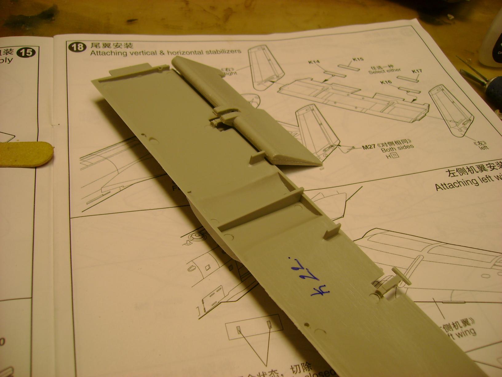 A-10 Thunderbolt II...1/32 Trumpeter + PE Edouard....( T-Bird) Up 02/12.... 77108196