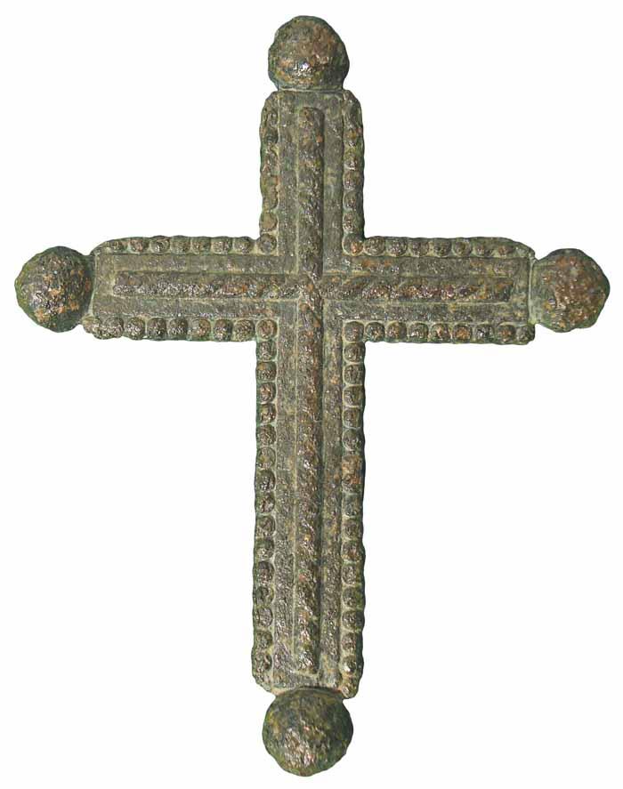 Cruz pezuelada – CC(058) Cc058b