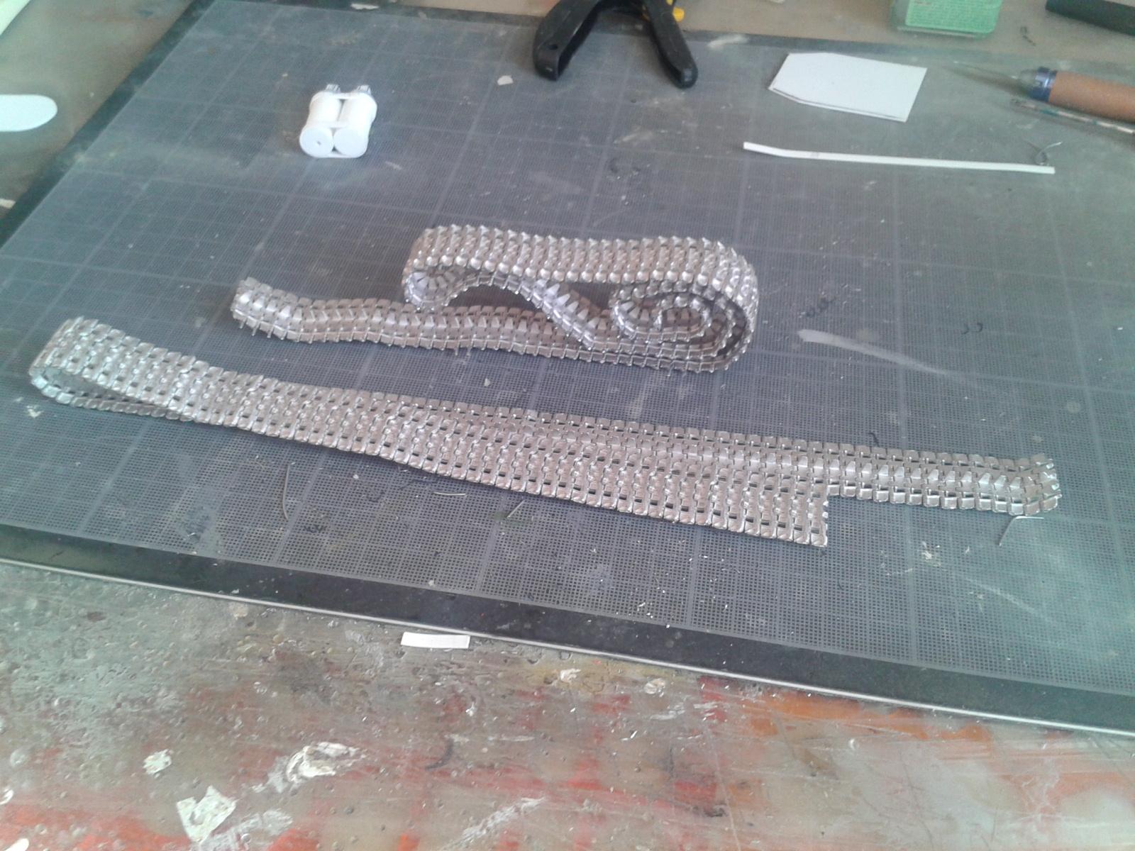 Merkava Mk.3 BAZ w/Nochri Dallet Mine Roller System Meng 1/35....Terminé !!!!! Oo8h
