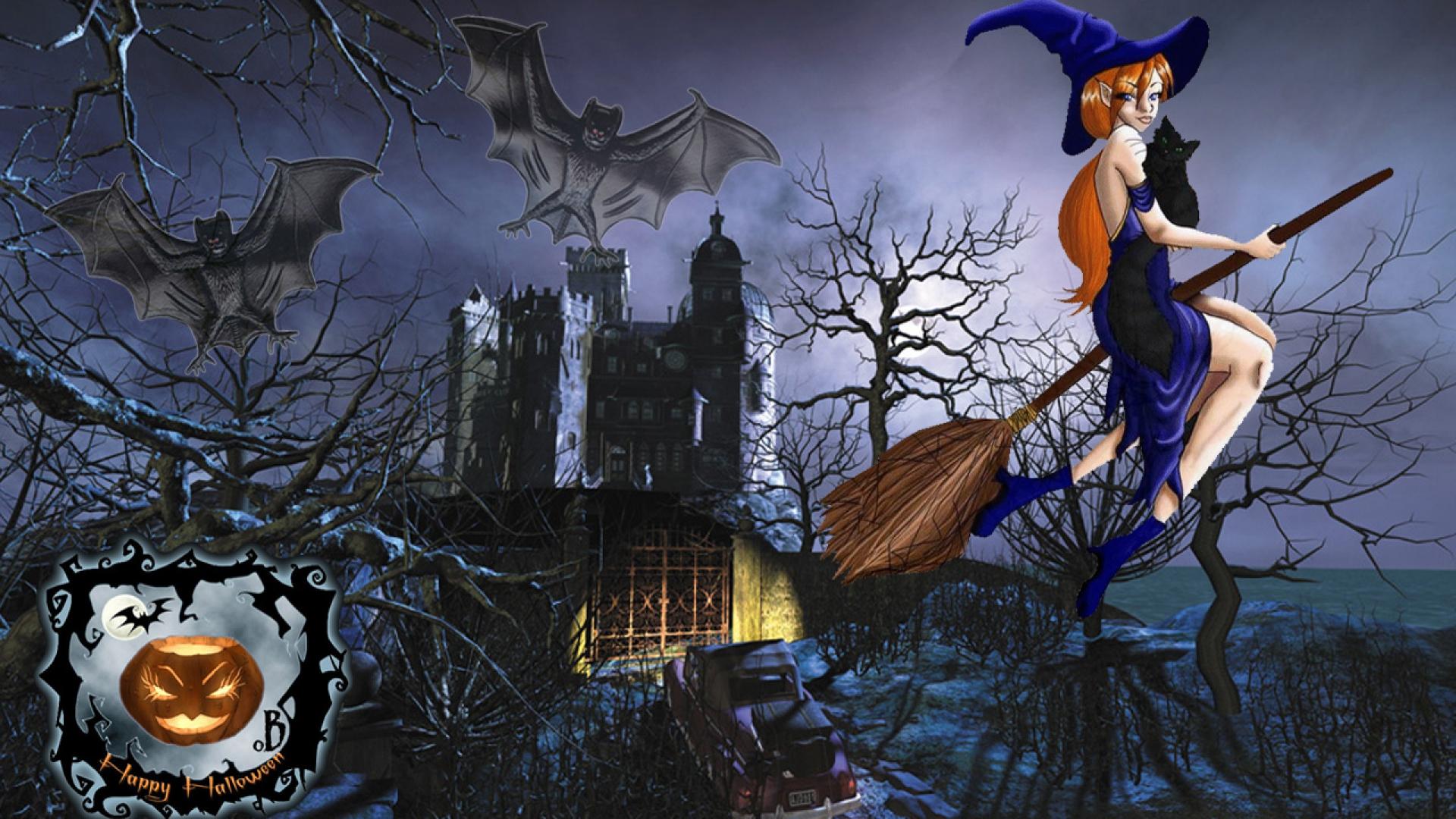 Hình nền Halloween 01367