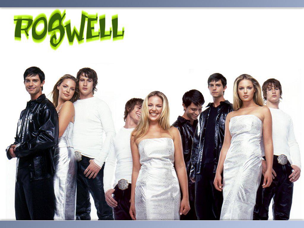 Roswell Seasons 01-02-03 DVDRip Azwm