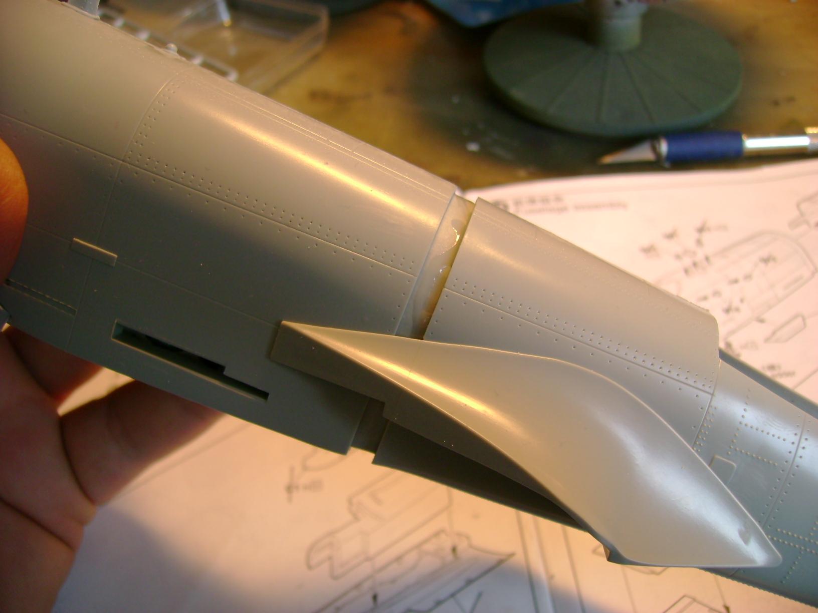 A-10 Thunderbolt II...1/32 Trumpeter + PE Edouard....( T-Bird) Up 02/12.... 53019980