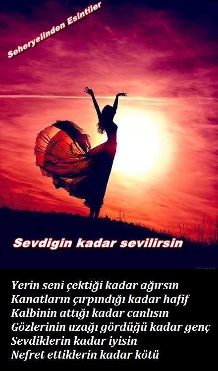Sevdiğin Kadar Sevilirsin / Can Yücel 97193842897556216551573