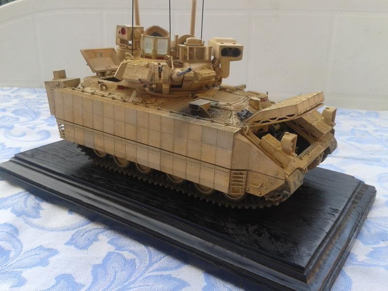 Bradleys M2A3 w/Busk III Meng 1/35 by T-Bird....Terminer !!!!! Rj3bz