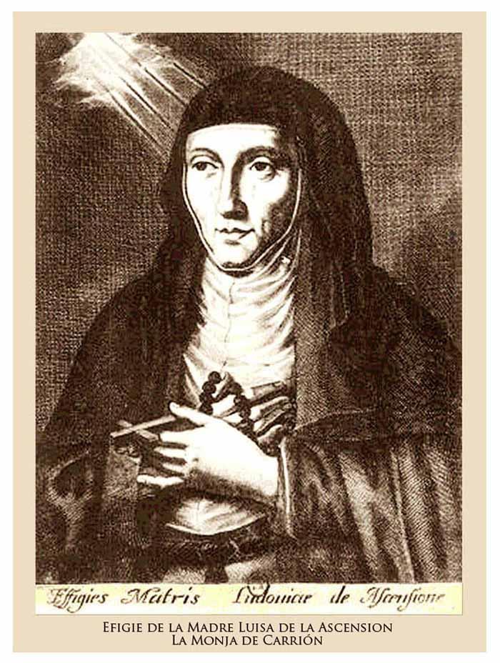 Cruz de la Madre Luisa de la Ascensión  S-XVII - CC-064 - [Pec029/S-XVII] * D3xv