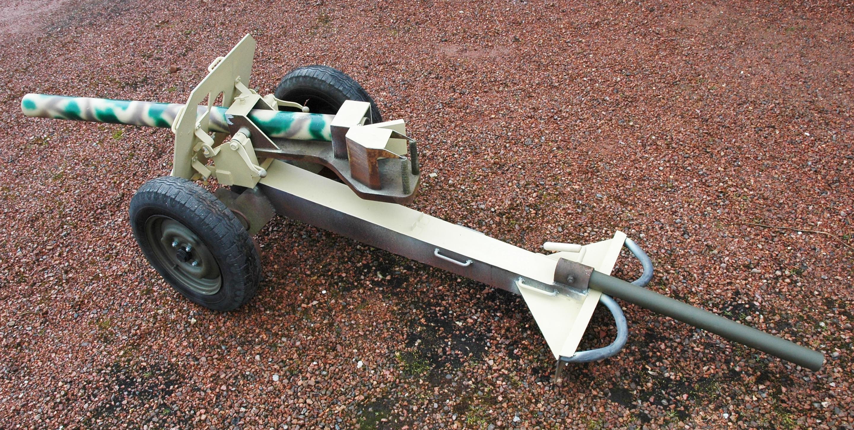 8.8 cm Raketenwerfer 43 Dsc9492q