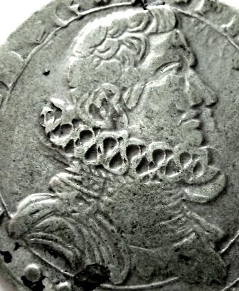 4 taris 1648. Felipe IV. Messina. Q55cu