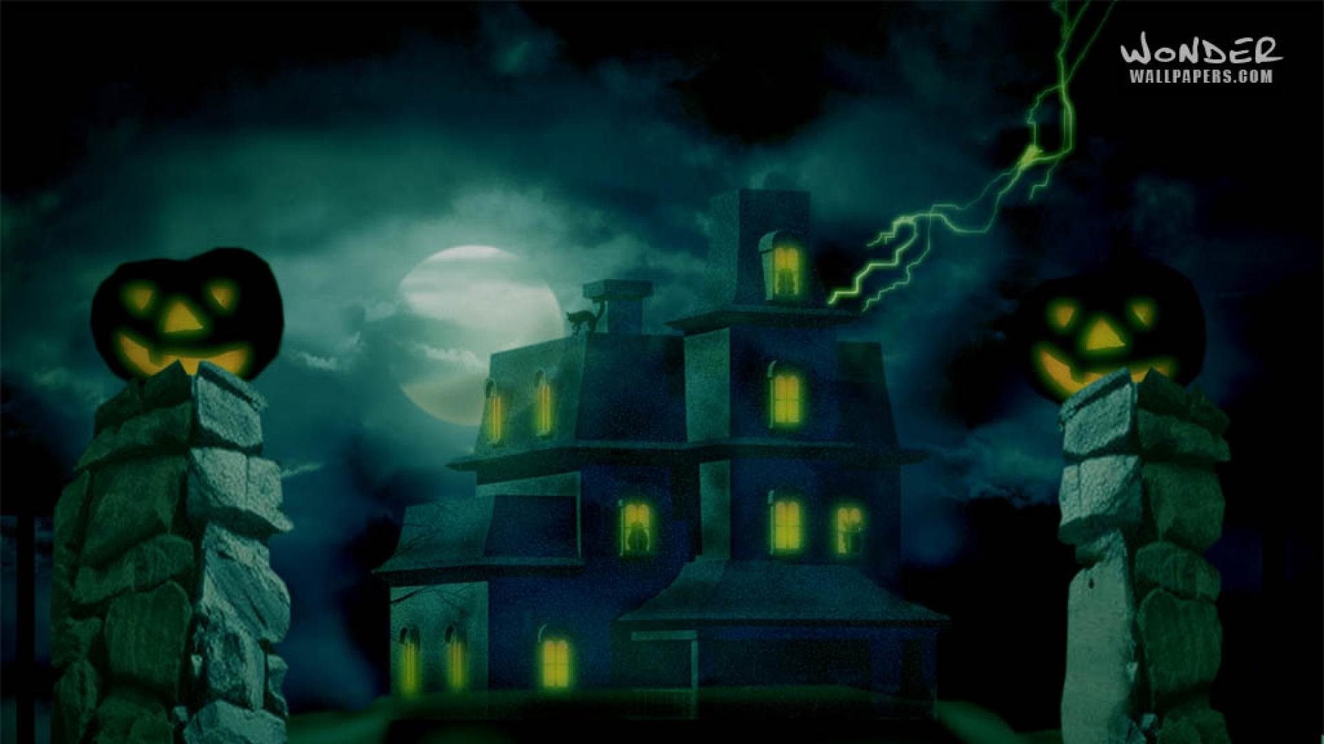 Hình nền Halloween 01467