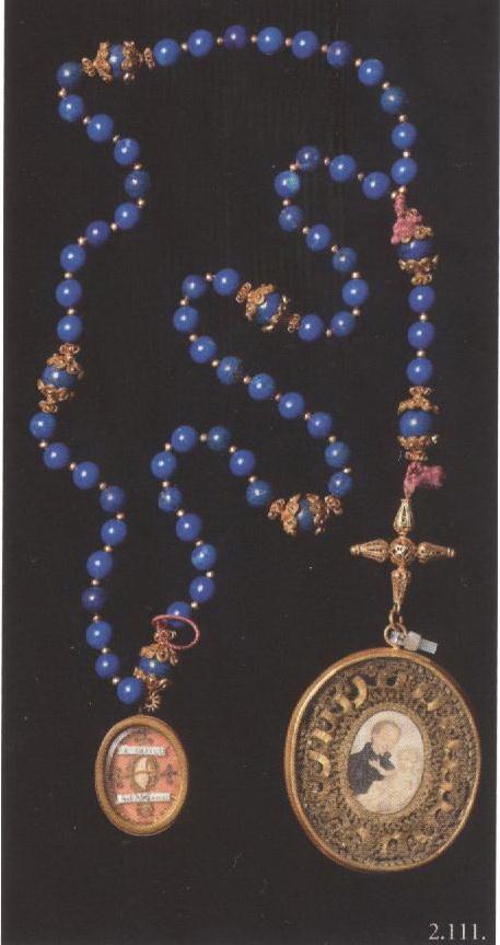 Cruces y rosarios de mis abuelos de novena generación (siglo XVII) Rosariosxvii